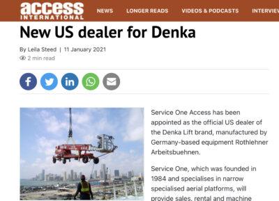 US DEALER Press Release