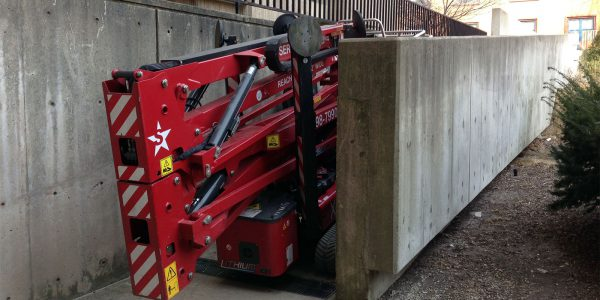 Tracked Lifts – Compact Crawler Booms